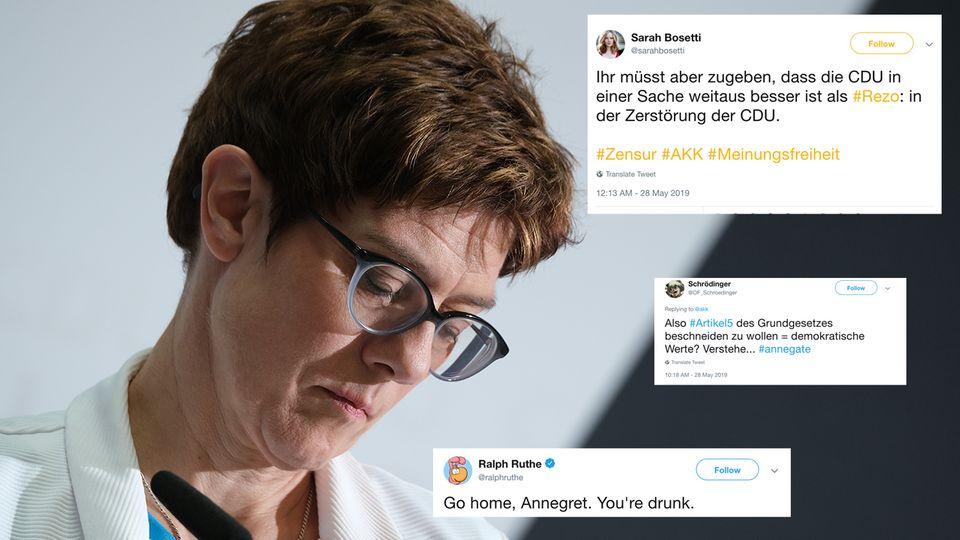 M. Beisenherz: Sorry, ich bin privat hier: Absolut Keine Kanzlerin - #Annegate und die neue BRD