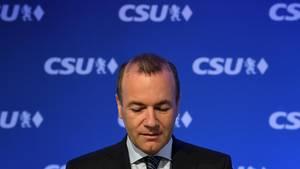 Der Machtkampf um die EU-Spitzenposten hat begonnen – und Weber muss bangen