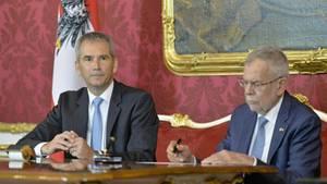 Warum Österreich in diesem Jahr voraussichtlich vier Bundeskanzler erleben wird