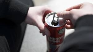 Energy Drinks - Kinder - Jugendliche