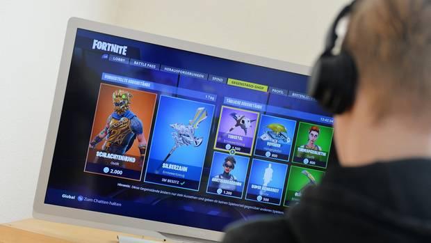 Fortnite Symbolbild PC