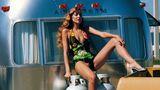 Jerry Hall fotografiert von Helmut Newton