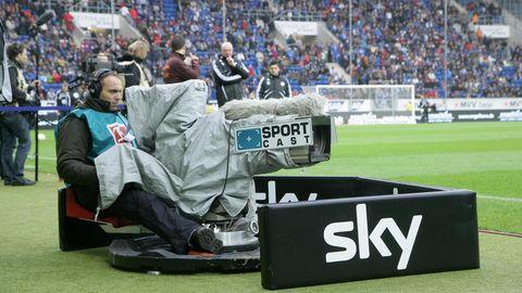 Bundesliga - Sky - Zuschauer