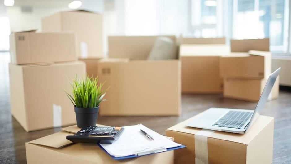 umzug checkliste das sind die wichtigsten schritte. Black Bedroom Furniture Sets. Home Design Ideas