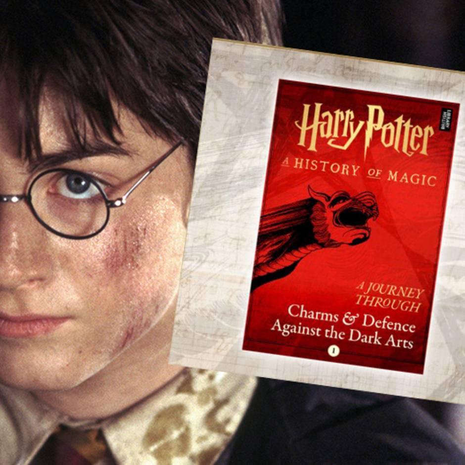 """""""Harry Potter"""": J. K. Rowling kündigt vier neue Bücher an"""