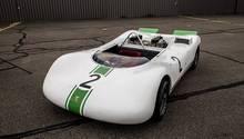 Das Vorbild: Porsche 909 Bergspyder