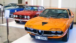 Alfa Romeo Montreal von 1972.