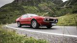 Der Alfa Romeo Montreal ist rund 220 km/h schnell