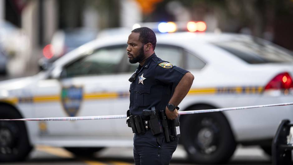 Polizeieinsatz in Jacksonville