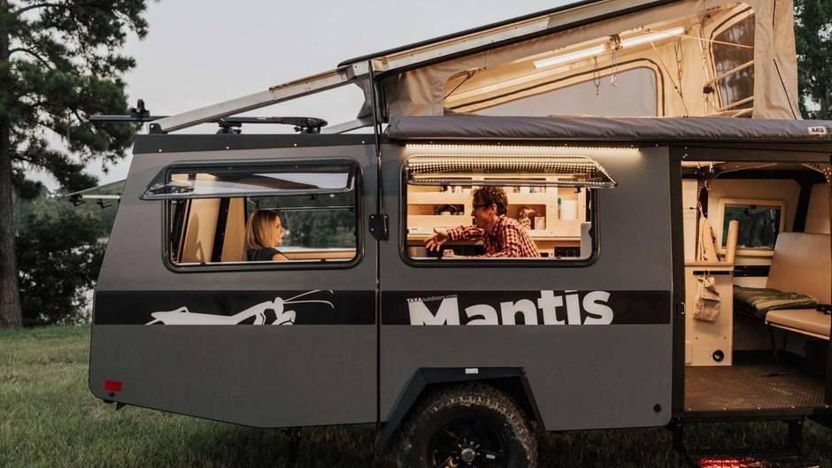 Anhänger wie der Mantis sollen ein Leben lang halten.