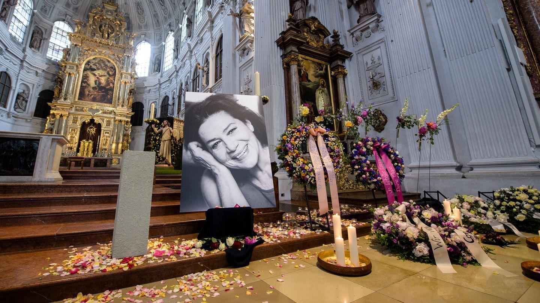 Trauerfeier Hannelore Elsner