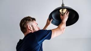 Wir zeigen dir, wie du eine Lampe selber bauen kannst (Symbolbild)