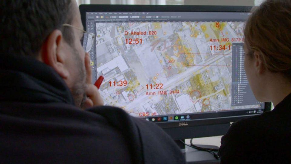 Digitale Ermittler - Neue Technologien zum Nachweis von Kriegsverbrechen