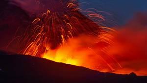 Der Ätna auf Sizilien ist der aktivste Vulkan Europas.