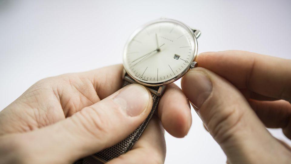 Ende Zeitumstellung - EU - Zeitmangel