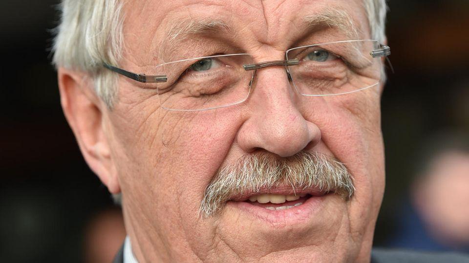 Der Kasseler Regierungspräsident Walter Lübcke auf einem Bild aus dem Jahr 2015