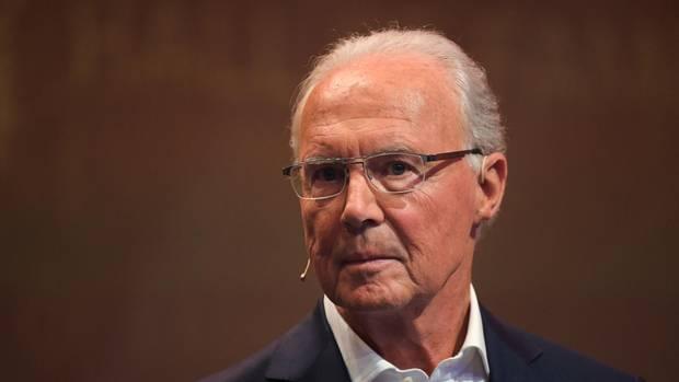 Franz Beckenbauer (hier im April 2019) will Jürgen Klopp als Bayern-Trainer sehen
