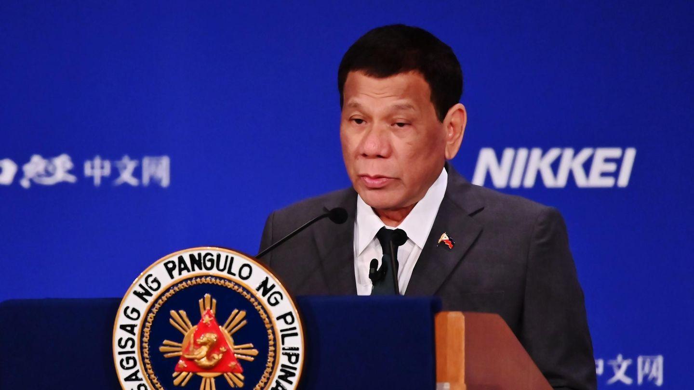 Der Präsident der Philippinen, Rodrigo Duterte