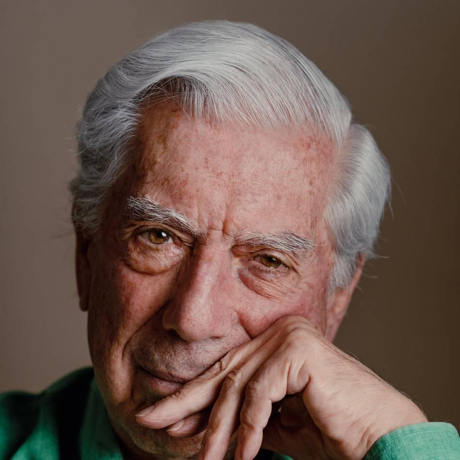 """Mario Vargas Llosa im Interview: """"Ein Volk, das nicht liest, ist leichter zu manipulieren"""""""