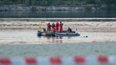 Am vergangenem Wochenende ereigneten sich bereits fünf tödliche Badeunfälle