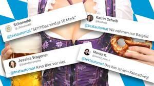 Twitter-Nutzer fassen Deutschland in einem Satz zusammen