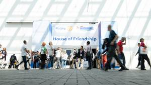 Rotary Convention in Hamburg