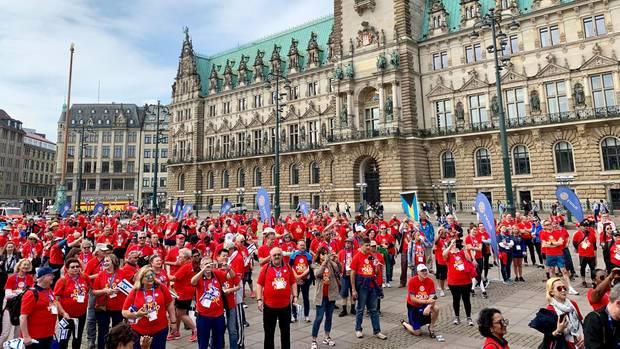 110. Rotary Convention in Hamburg