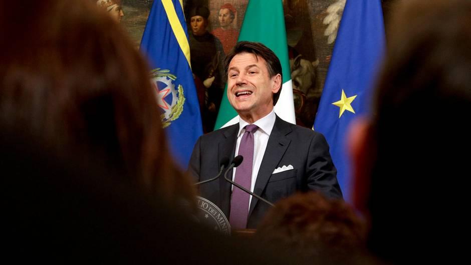 Italiens Regierungschef droht mit Rücktritt – zu einem kritischen Zeitpunkt