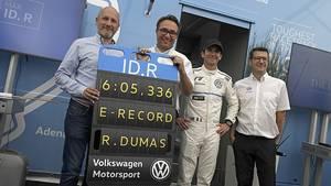 VW ID. R Nürburgring 2019