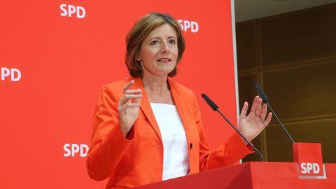 Malu Dreyer ist offen für eine gewählte Doppelspitze in der SPD