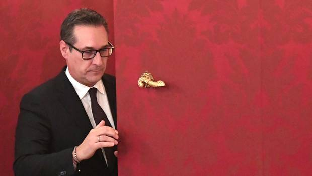Ex-FPÖ-Chef Strache stellte Strafanzeigen in Deutschland