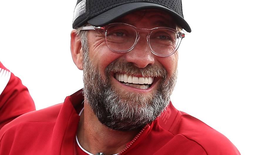 Hat in Liverpool einen Vertrag bis 2022: Jürgen Klopp