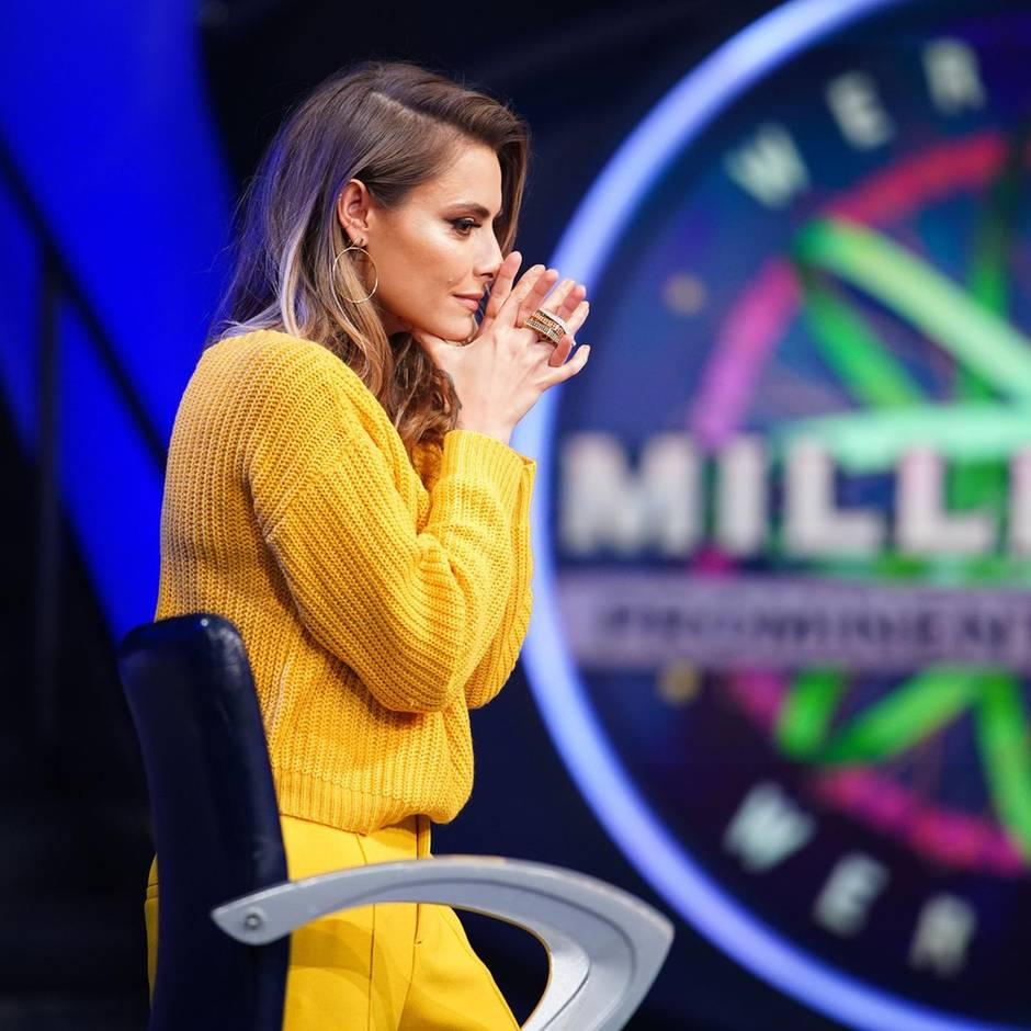 """""""Wer wird Millionär?""""-Promi-Special: Sophia Thomalla über ihren Freund Loris Karius: """"Er will Helene Fischer nicht auf meiner Haut"""""""