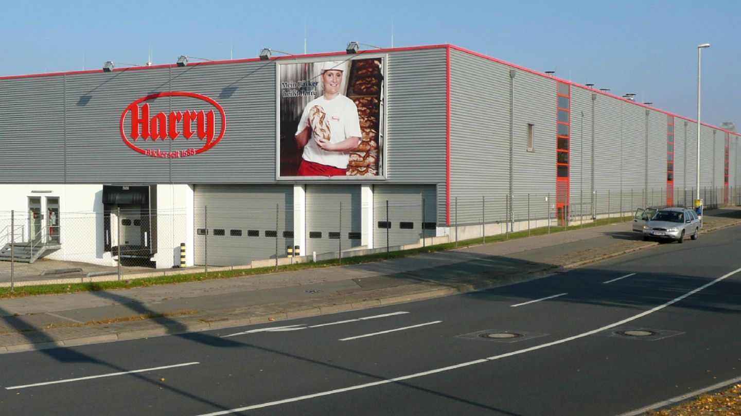 Harry-Brot in Hannover