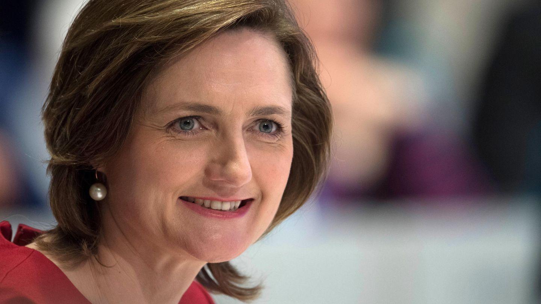 Simone Lange istFlensburger Oberbürgermeisterin und die bislang einzige Kandidatin, die sich den SPD-Vorsitz wohl antun würde