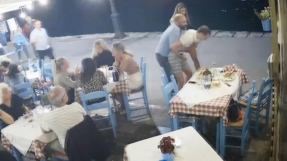 Brite droht im Urlaub auf Kreta zu ersticken