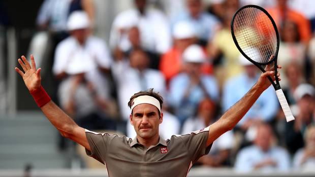 Roger Federer bei den French Open: Es lebe der König
