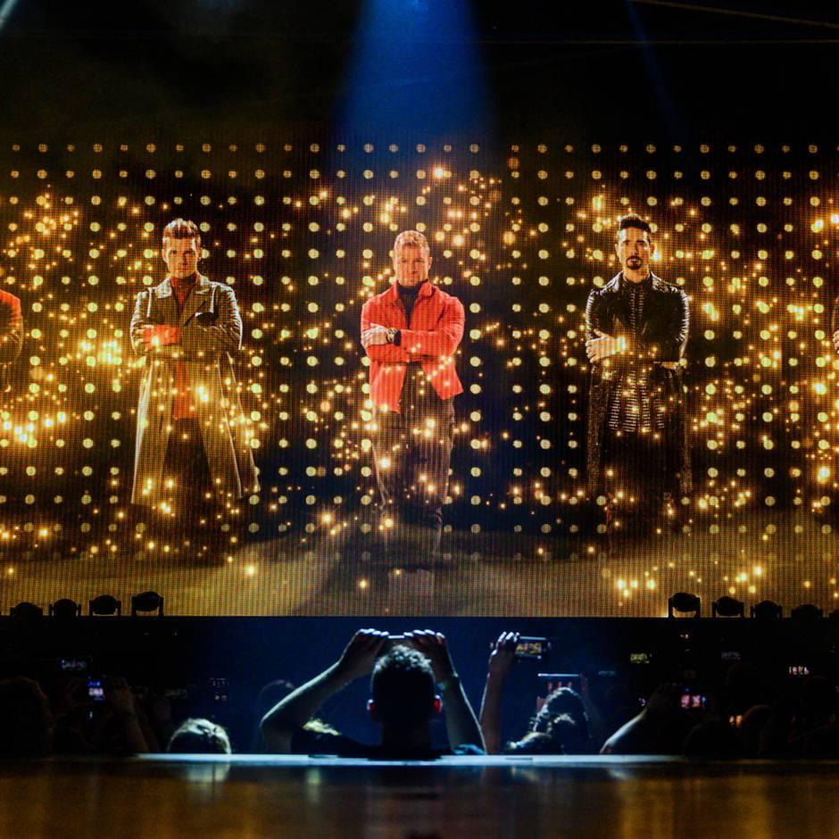 Boyband auf Welttournee: Ich war beim Konzert der Backstreet Boys – als einer von gefühlt zehn Männern