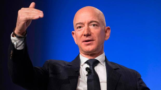 Jeff Bezos - Luxus-Wohnung - New York - Amazon