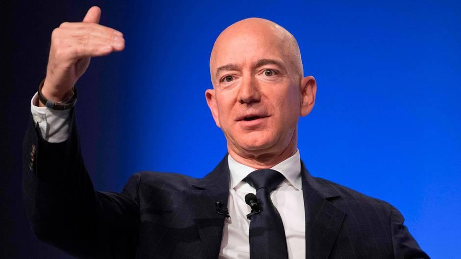 Jeff Bezos - Luxus-Wohnung - New York - Amazon