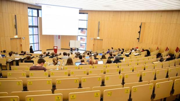 Vorlesung an der Bucerius Law School in Hamburg