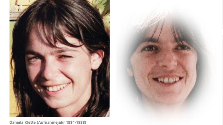 Diese neu veröffentlichten Fotos zeigen Daniela Klette in den 80er Jahren. So sieht Klette nicht mehr aus - sie ist inzwischen über 60 Jahre alt.