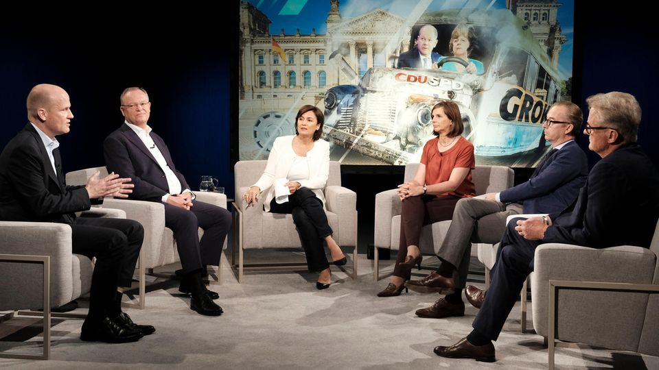 maischberger - Groko - große Koalition