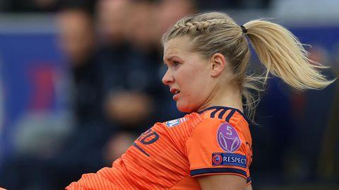 Lässt sich nicht verbiegen: Weltfußballerin Ada Hegerberg verzichtet auf die Fußball-WM und kommentiert die Spiele der Norwegerinnen als TV-Expertin