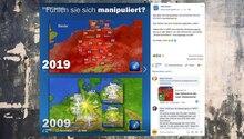 AfD-Kreisverbände wirft ARD vor, die Wetterkarten zu manipulieren