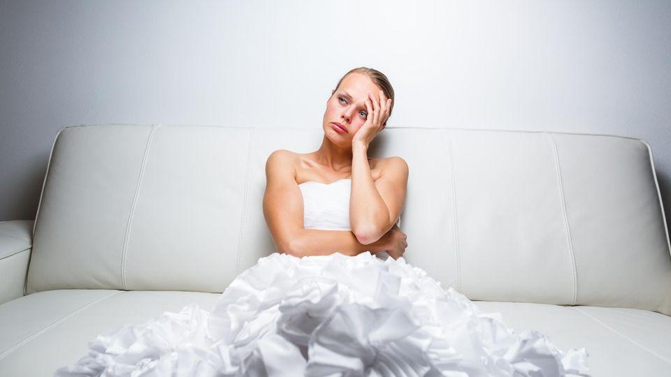 Fünf Tipps, wie man vor der Hochzeit nicht zur Bridezilla wird