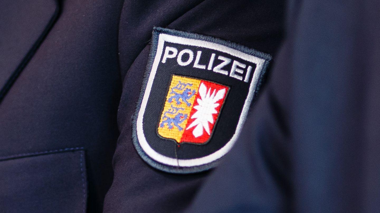 Das Emblem der Landespolizei Schleswig-Holstein
