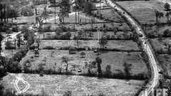 Die Hecklandschaft des Bocage begünstigt die Verteidigung.