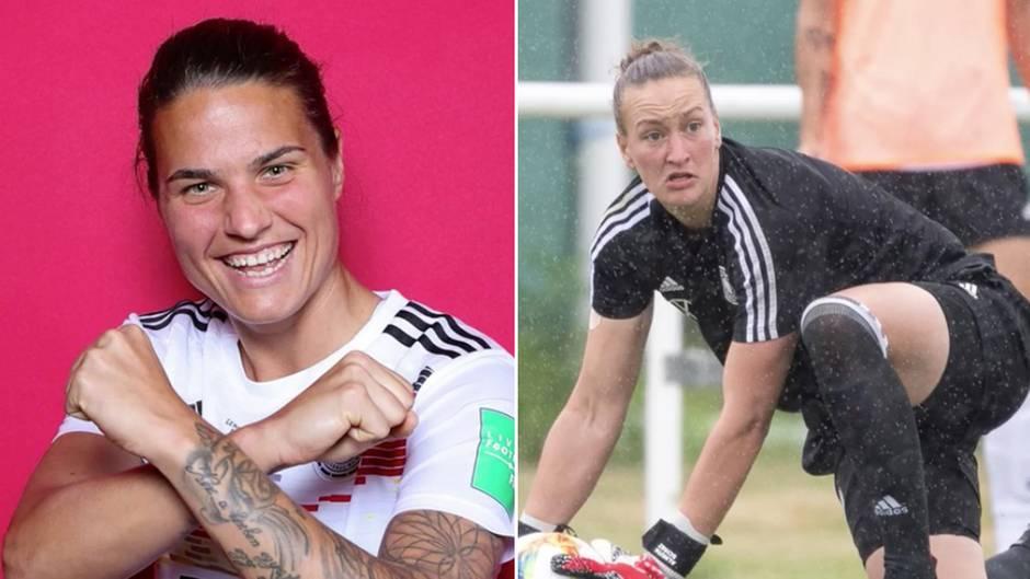 Frauen-WM 2019: Torjägerinnen und ein Torwartass: Das sind die Stars der deutschen Frauennationalelf