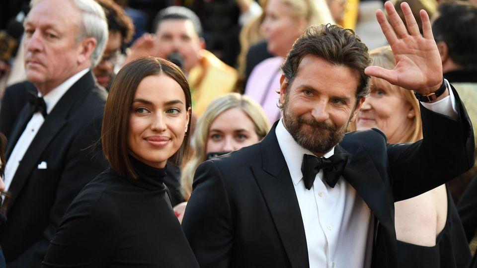 Irina Shayk Bradley Cooper Lady Gaga